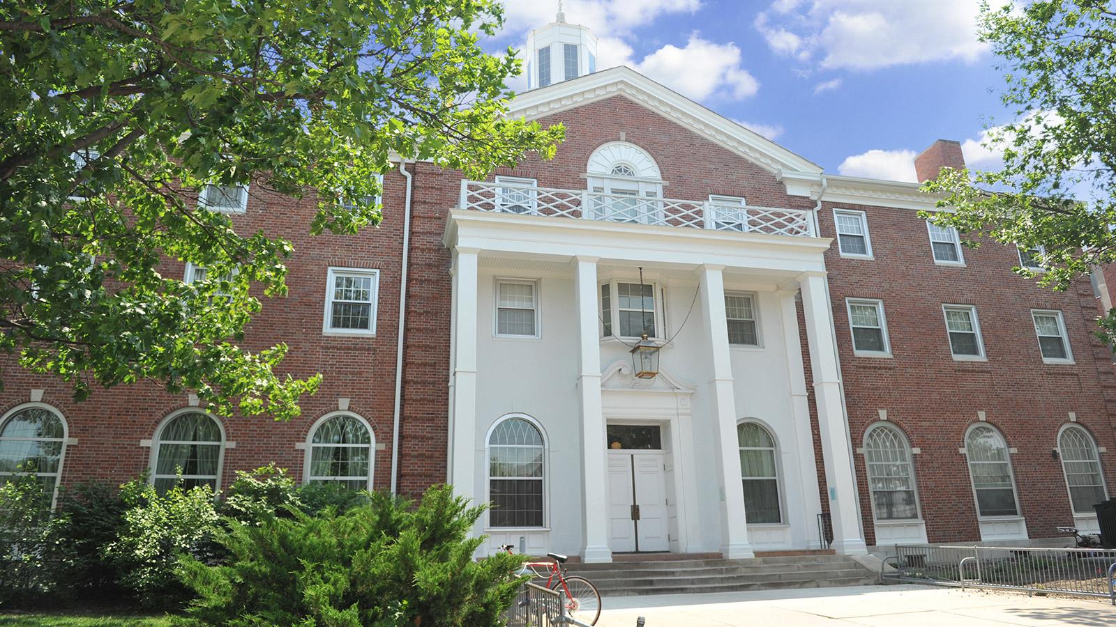 Neihardt Residence Center.