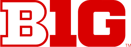 Logo for Big Ten.