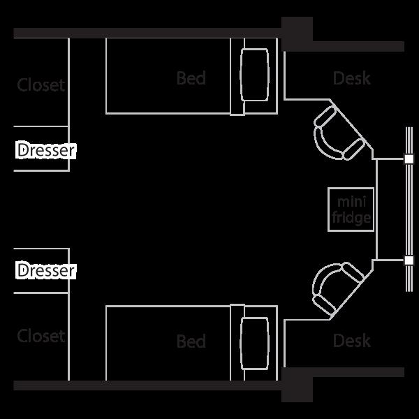 Sandoz Double Room