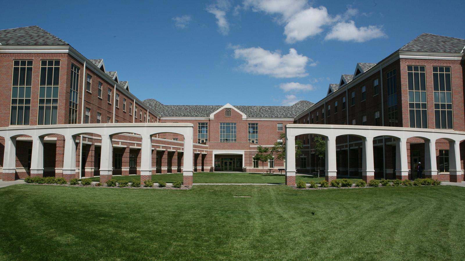The Kauffman Academic Residential Center